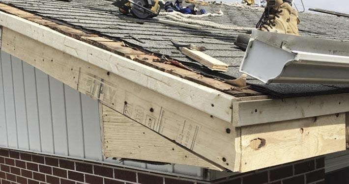 Toitures M2 - réparation de toits sur la Rive-Sud, Montréal et Estrie